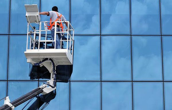 Building Facades Cleaning