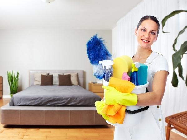 تنظيف الغرف شركة توب اتش كلينج