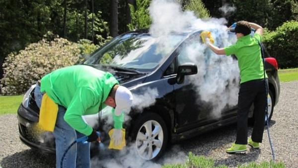 شركة تنظيف سيارات متنقل