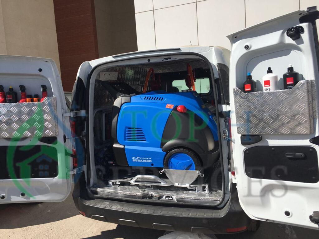mobile car wash in ajman